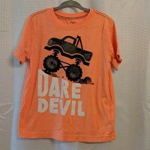 Carter's Boys 4t Monster Truck t-shirt